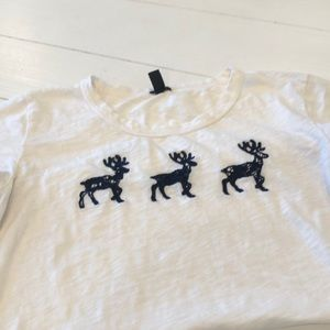 T shirt from J Crew